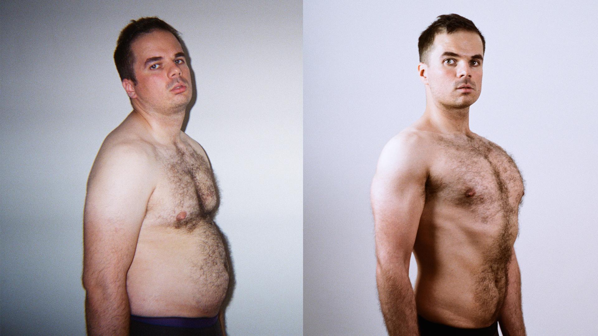 Bajar de peso 30 kilos en 6 meses juntos