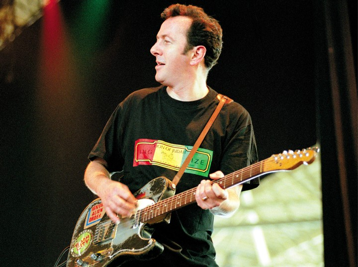 Joe Strummer's Radio Show Captured a Punk Legend at the End of His Life
