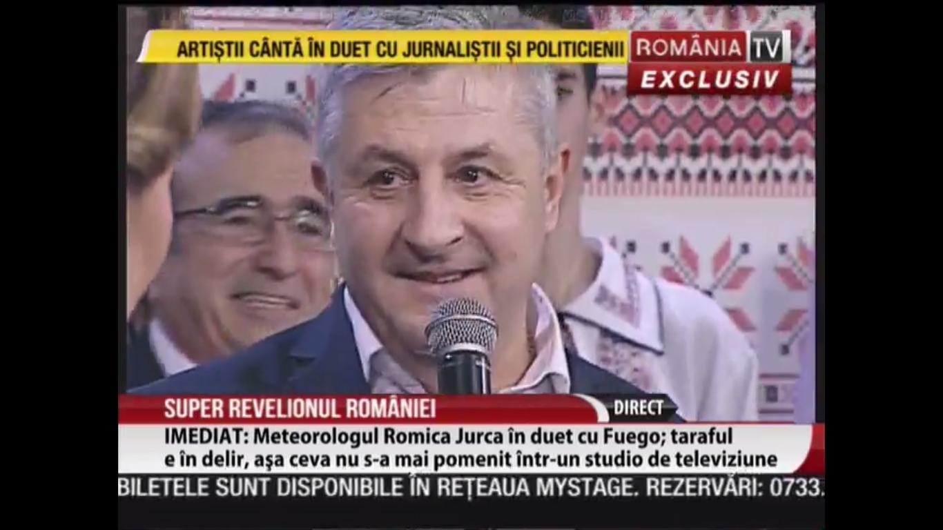 M Am Uitat Opt Ore La Revelionul România Tv Unde Au Cântat