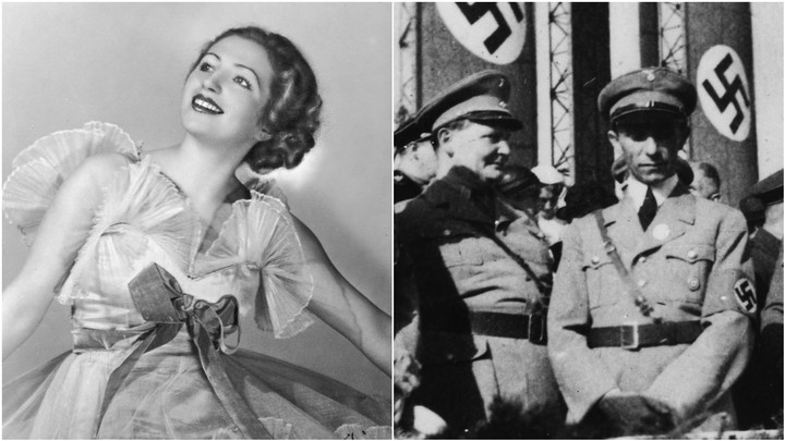 The Polish Ballerina Who Shot Nazis on Her Way to the Gas Chamber