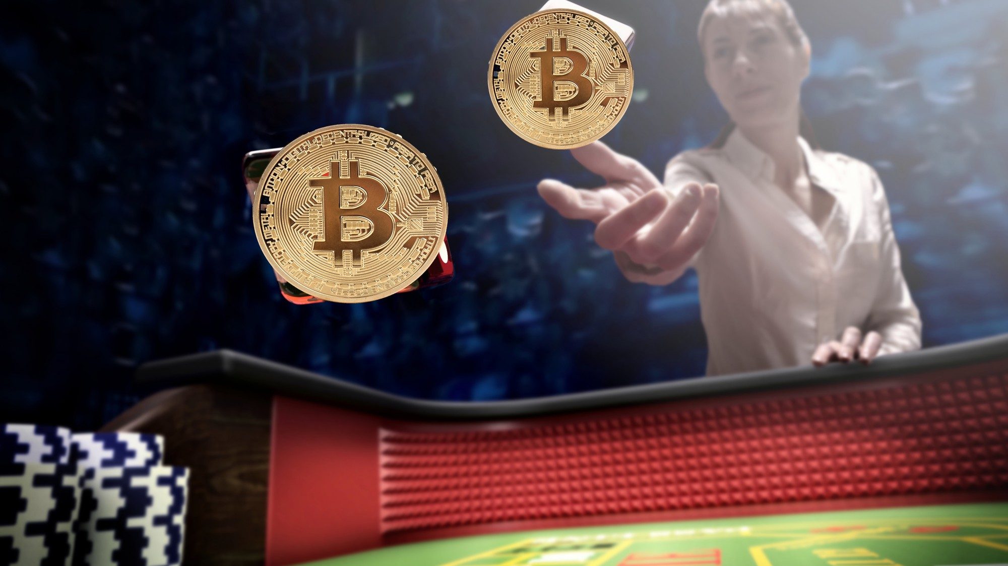 I Bet My Bitcoin Like a Gambler, and It Made Me Scared for