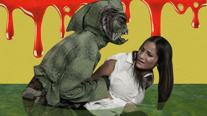 One Mystery Man Is Responsible for the Entire Sea Monster Porn Genre