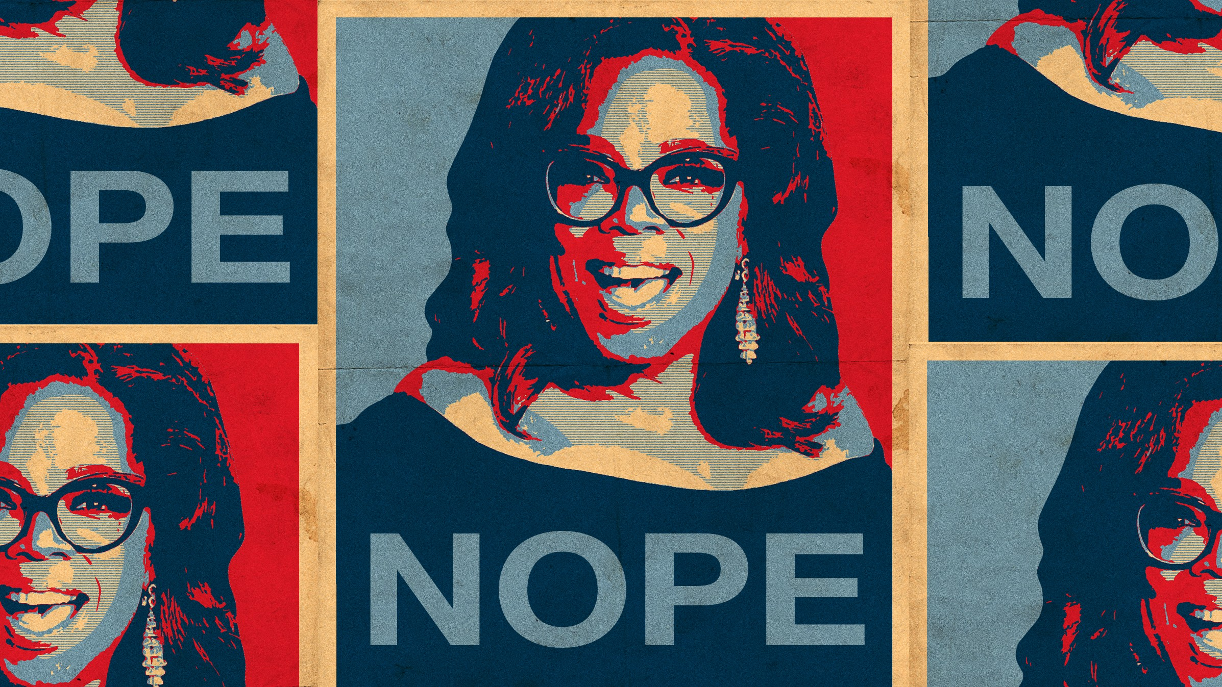 I Can't Believe I Have to Explain Why Oprah Shouldn't Be President
