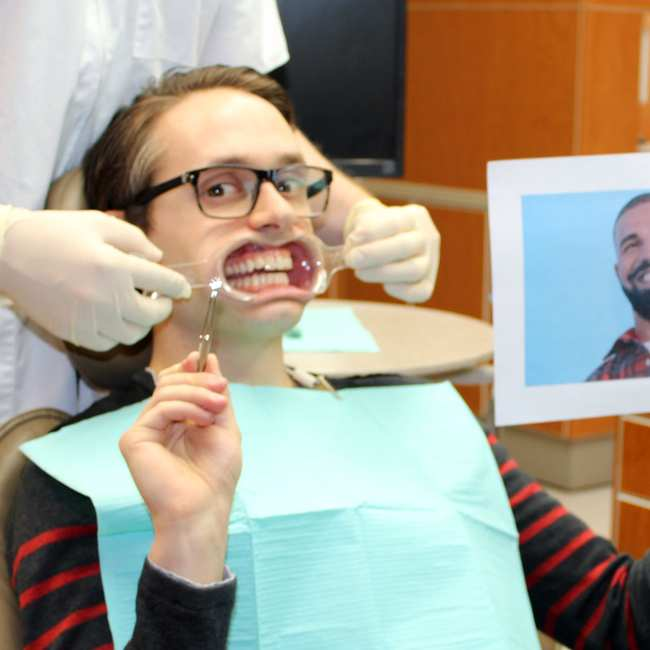 6c0b088754d I Asked My Dentist If I Should Get Drake s Diamond Tooth Implant ...