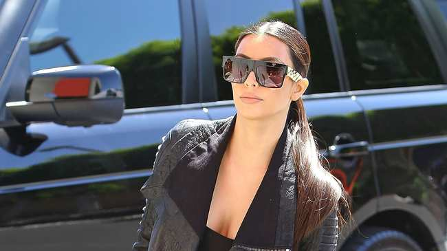 7a3aaafbd1be kanye west has banned kim kardashian from wearing big sunglasses - i-D