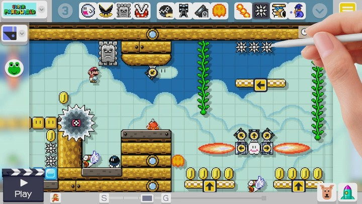 Nearly 2,000 Hours Later, Player Still Can't Beat Their 'Mario Maker' Level