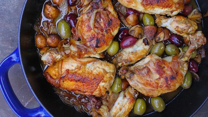 20 Recipes for Not-Boring Chicken
