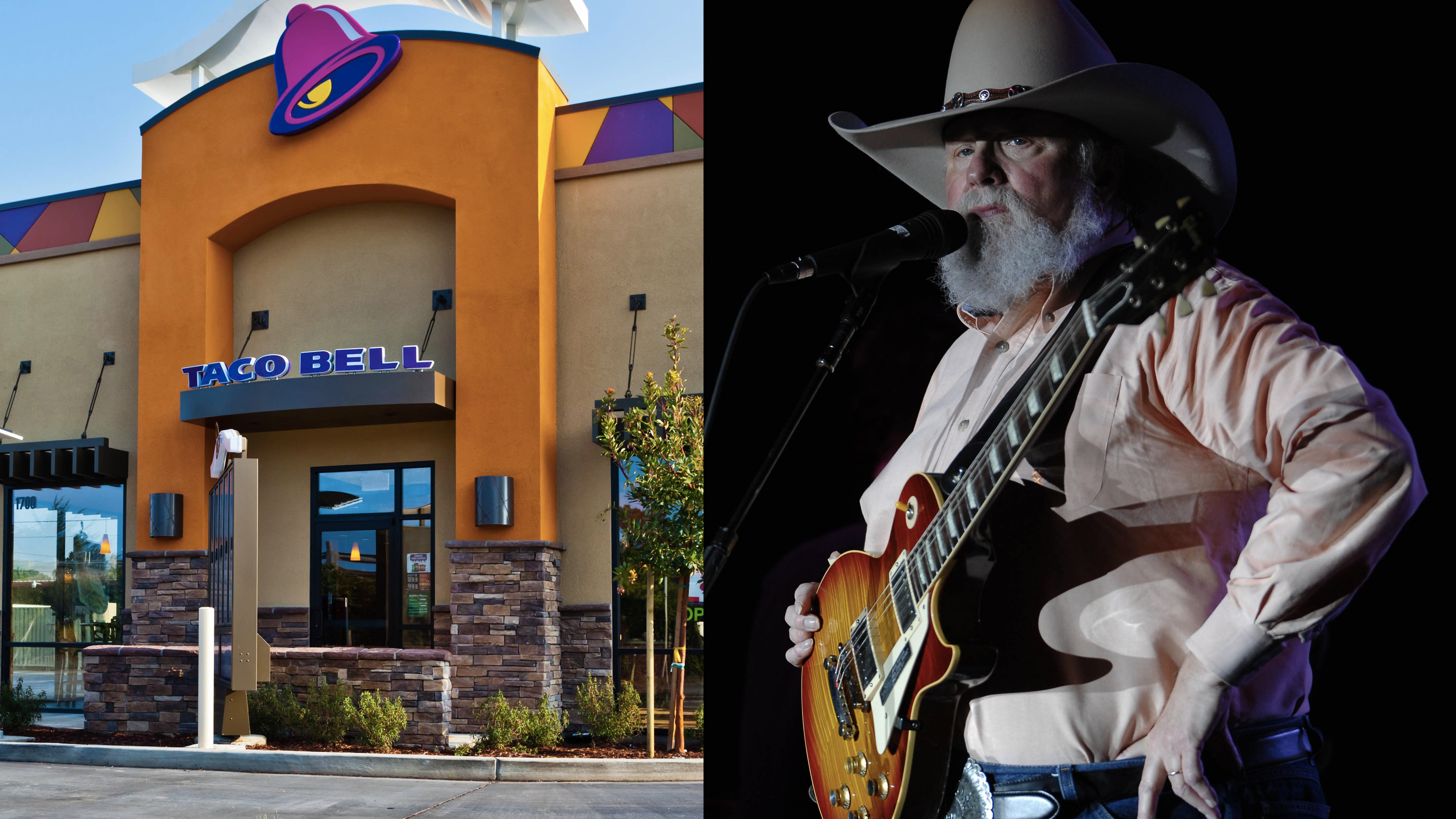 Country Singer Warns Taco Bell Not to Joke About the Illuminati
