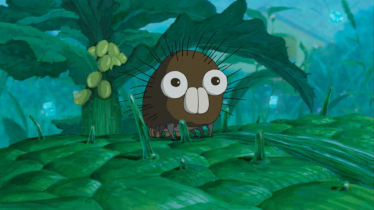 hayao miyazaki s new studio ghibli film boro the caterpillar has a