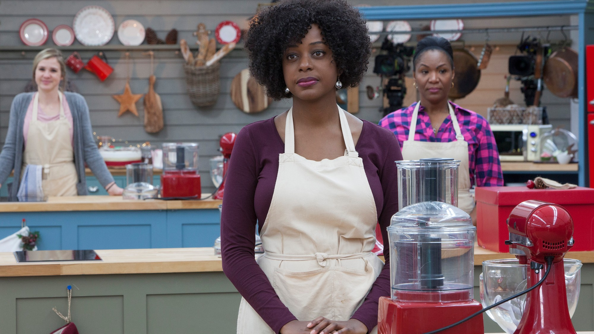 We Spoke to the Winner of the 'Great American Baking Show