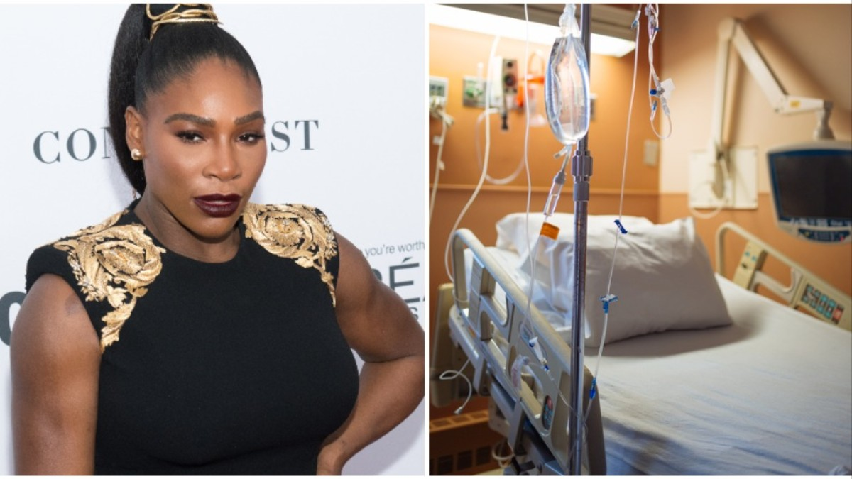 What Serena Williams's Birth Story Says About Racism in Health Care