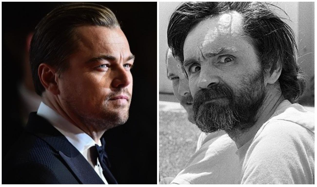 Leonardo DiCaprio Will Star in Tarantino's Manson Movie
