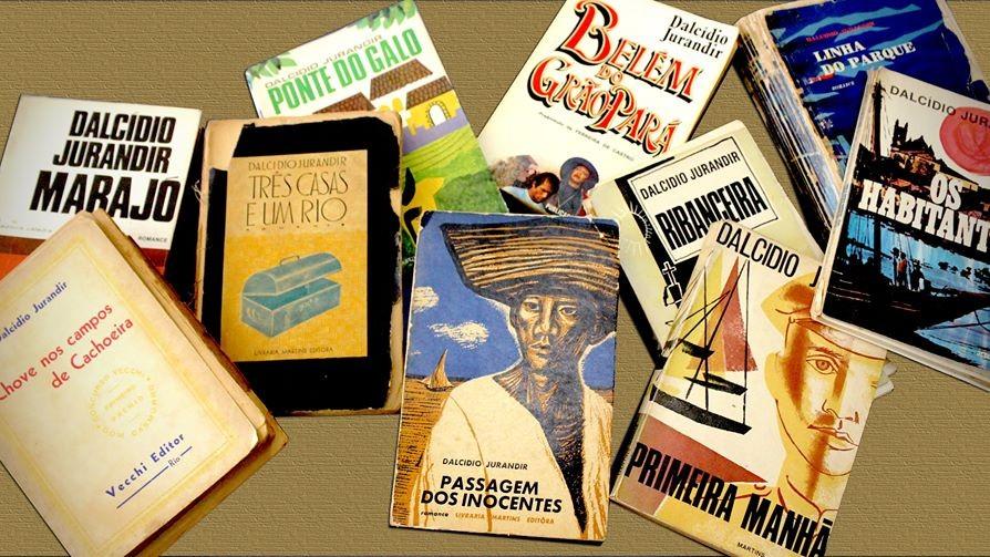 Resultado de imagem para foto de capa livro Marajó de Dalcidio Jurandir