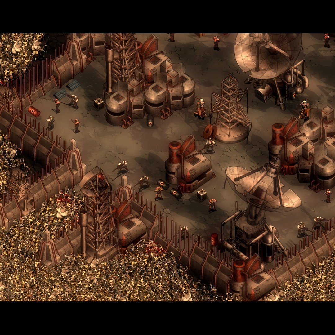 Vice They Are Billions Is Zerg Rush The Game