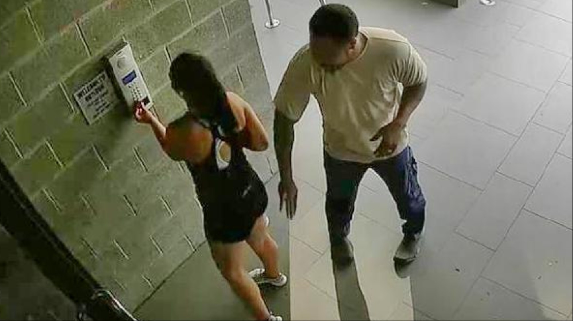 Ass Grope man caught groping woman on cctv says he 'just had to' do it