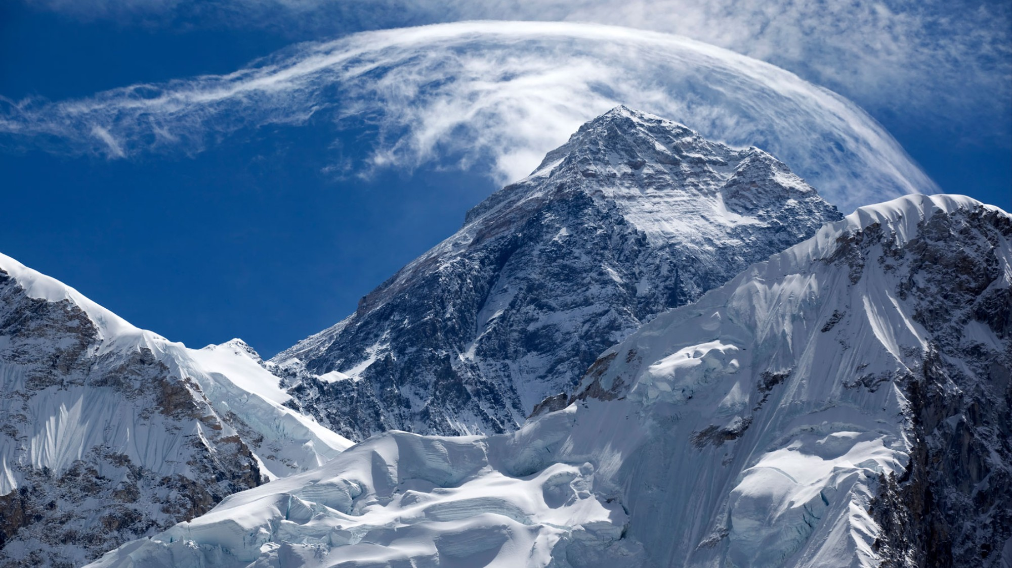 The Man Trying to Fix Mount Everest's Towering Poop Problem