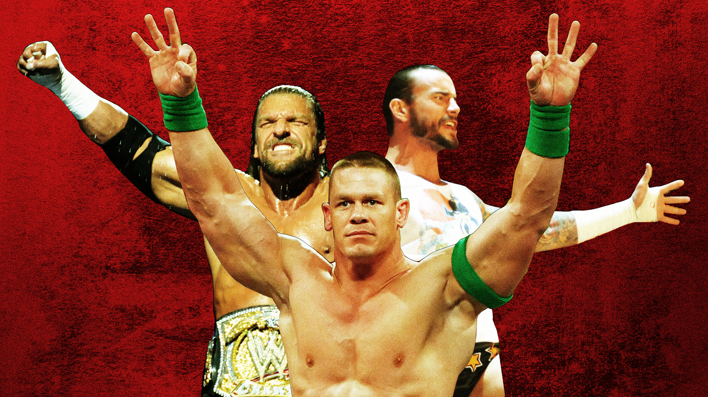 which wwe wrestler are you