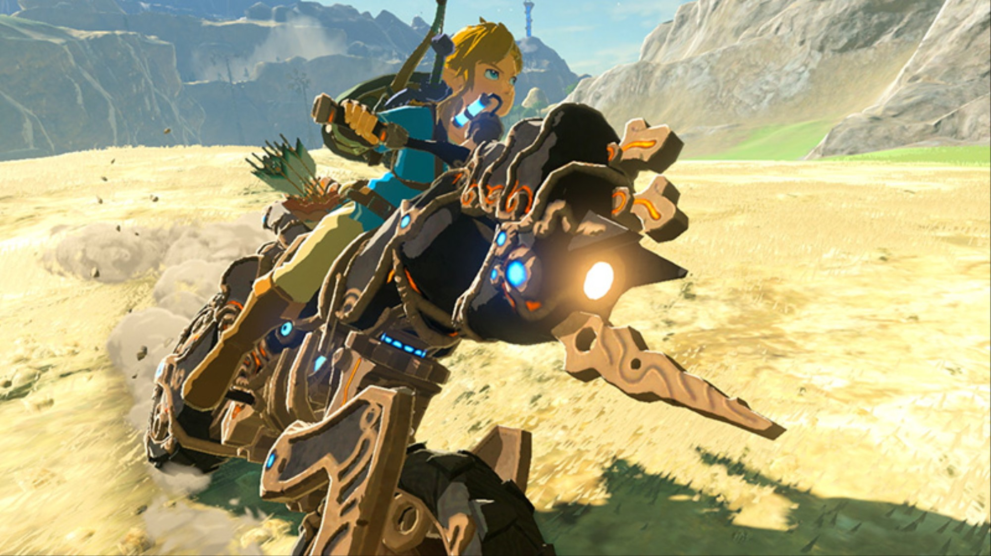Don't Sleep on the Zelda DLC, It's Better Than It Sounds - VICE