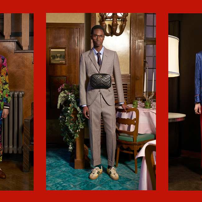 7c2a7bfe exclusive: see all the gucci pre-fall menswear looks - i-D