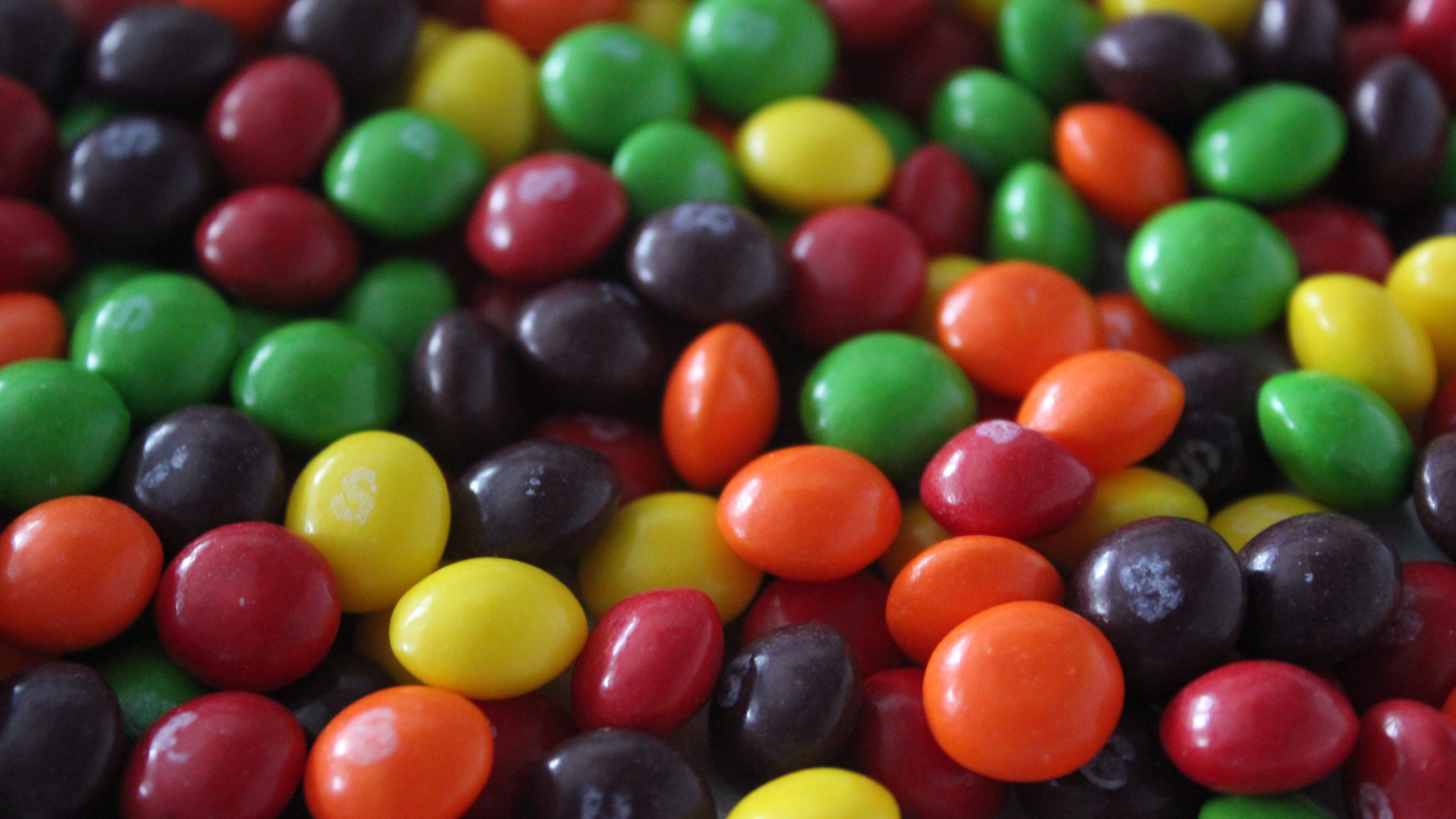 A study has revealed that all Skittles taste exactly the same, and ...