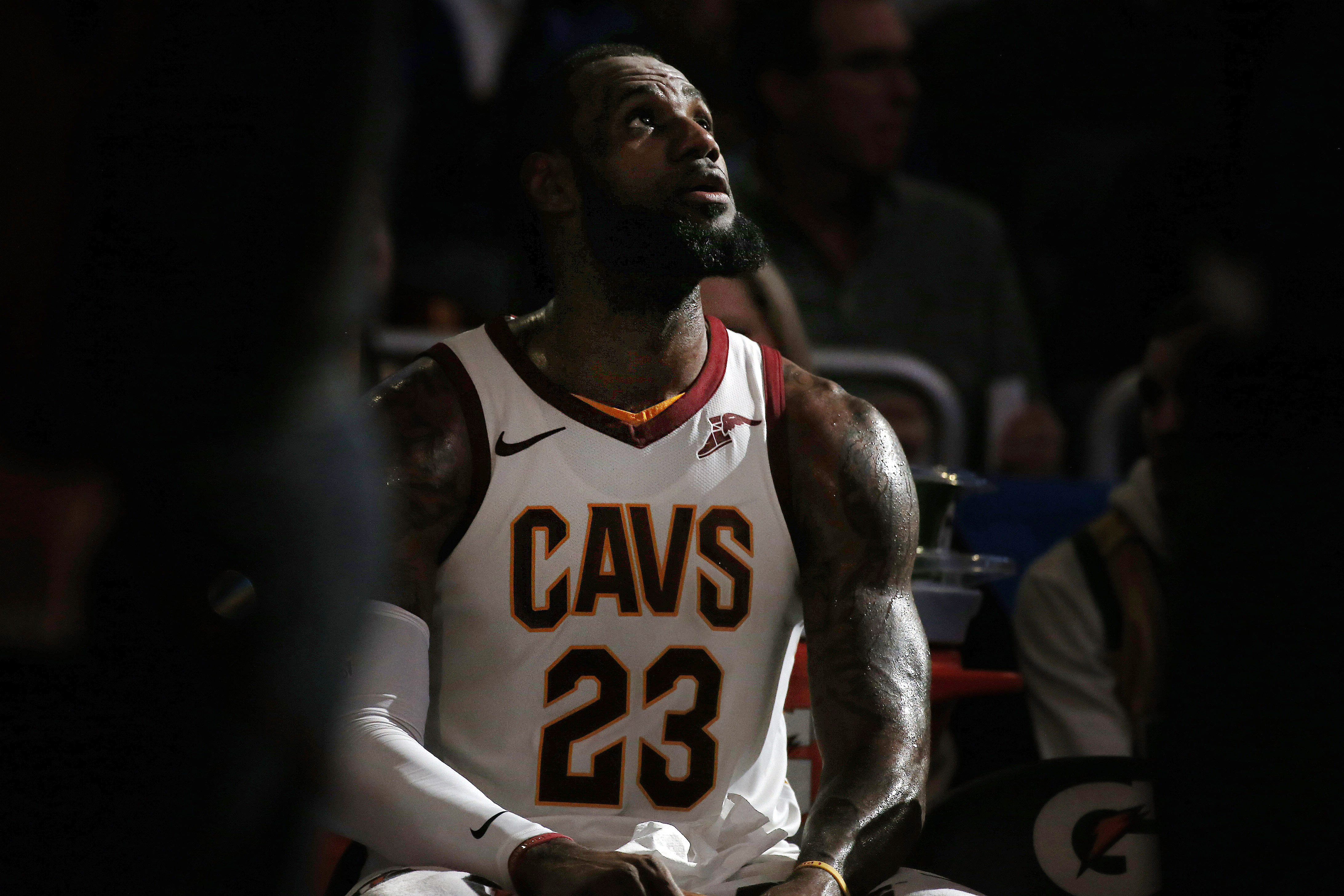 805c86af695 LeBron James is Finally Showing His Age - VICE