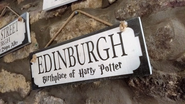 Harry Potter Tourism Is Ruining Edinburgh - VICE