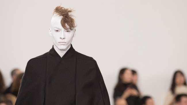 e5c4b9d52640 rick owens just delivered the statement hair look of the season