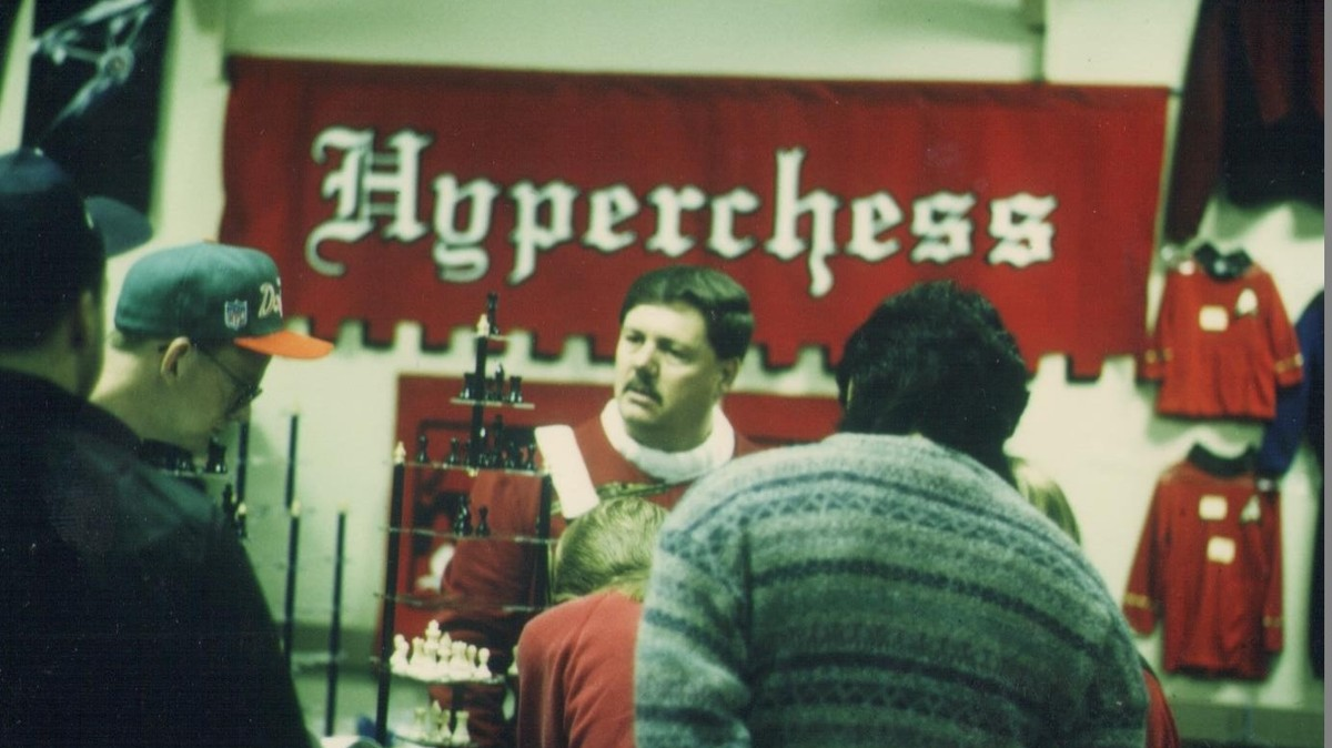 The Story Of Hyperchess A 3d Chess Game Inspired By Star
