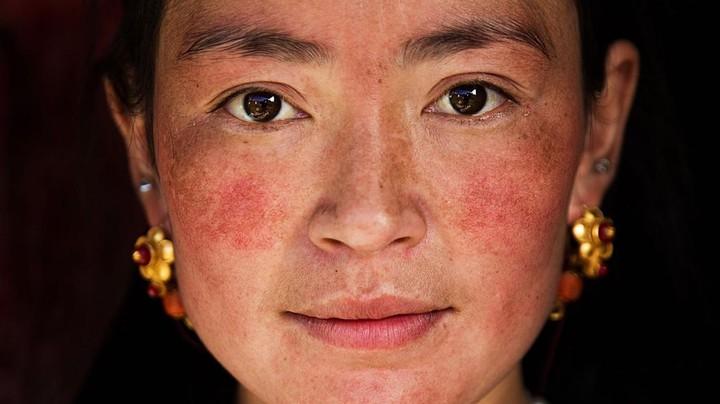 Esta artista fotografió a las 500 mujeres más guapas del mundo