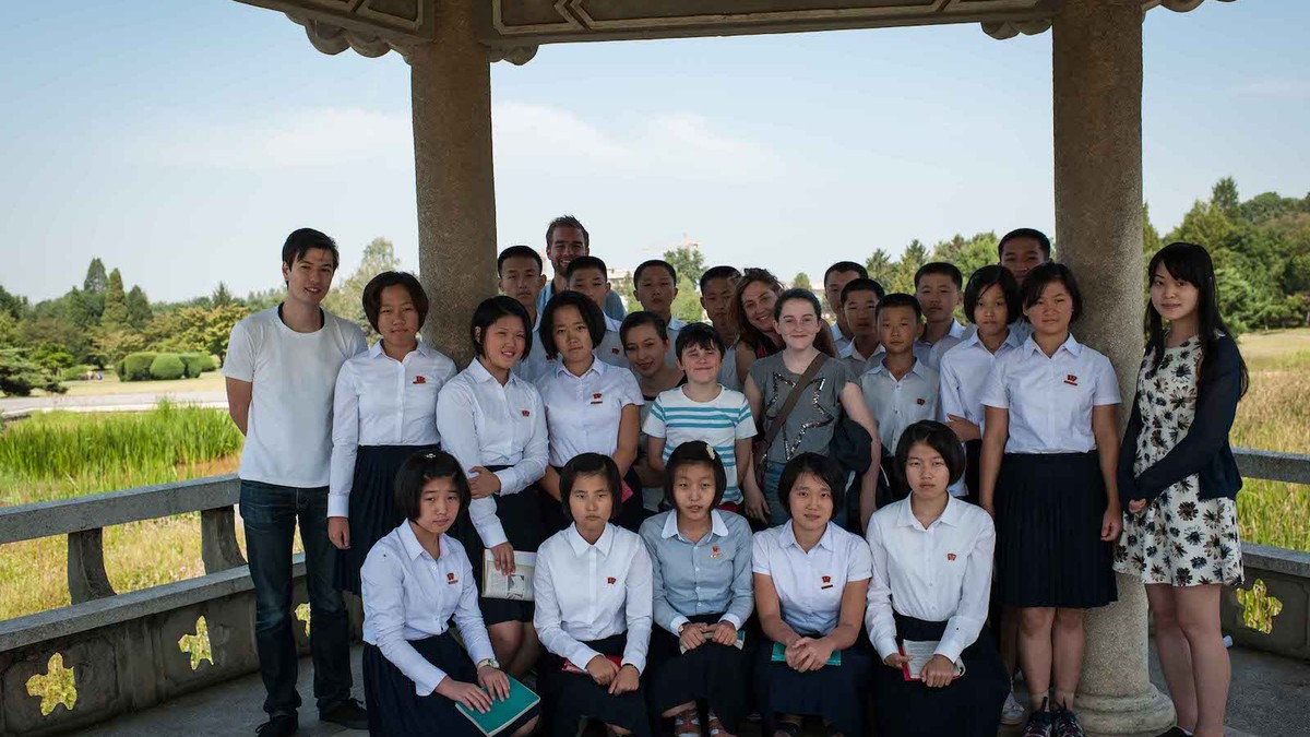 what i ve learned as a tour guide in north korea vice