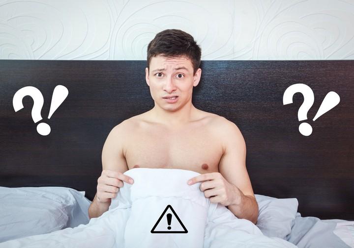 Sua ereção matinal pode te ajudar a avaliar sua saúde