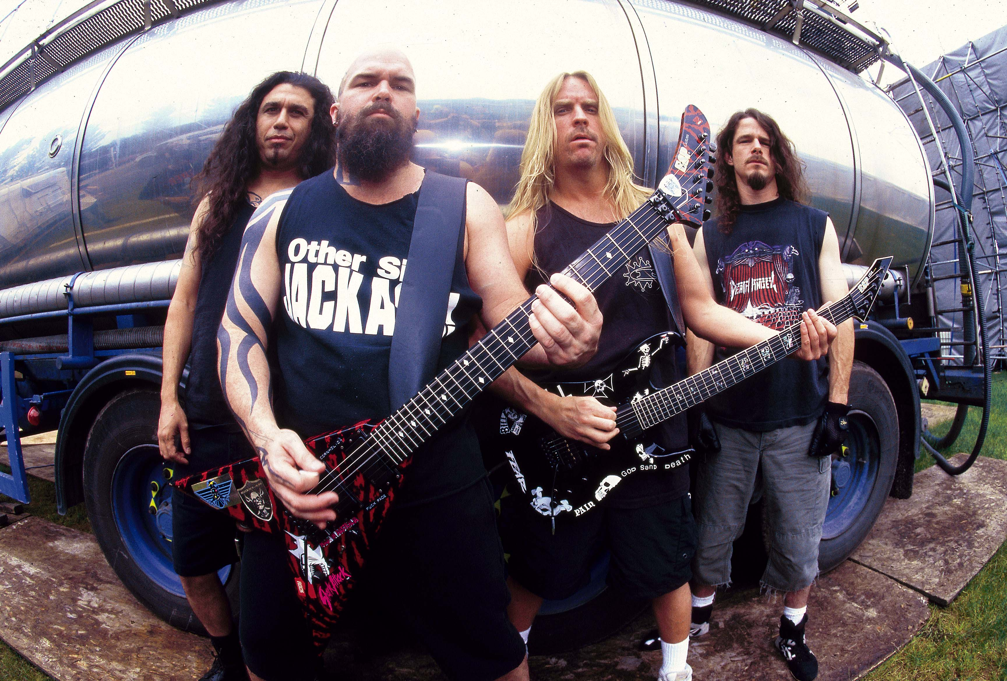 Slayer's Next Tour Will Be Its Last