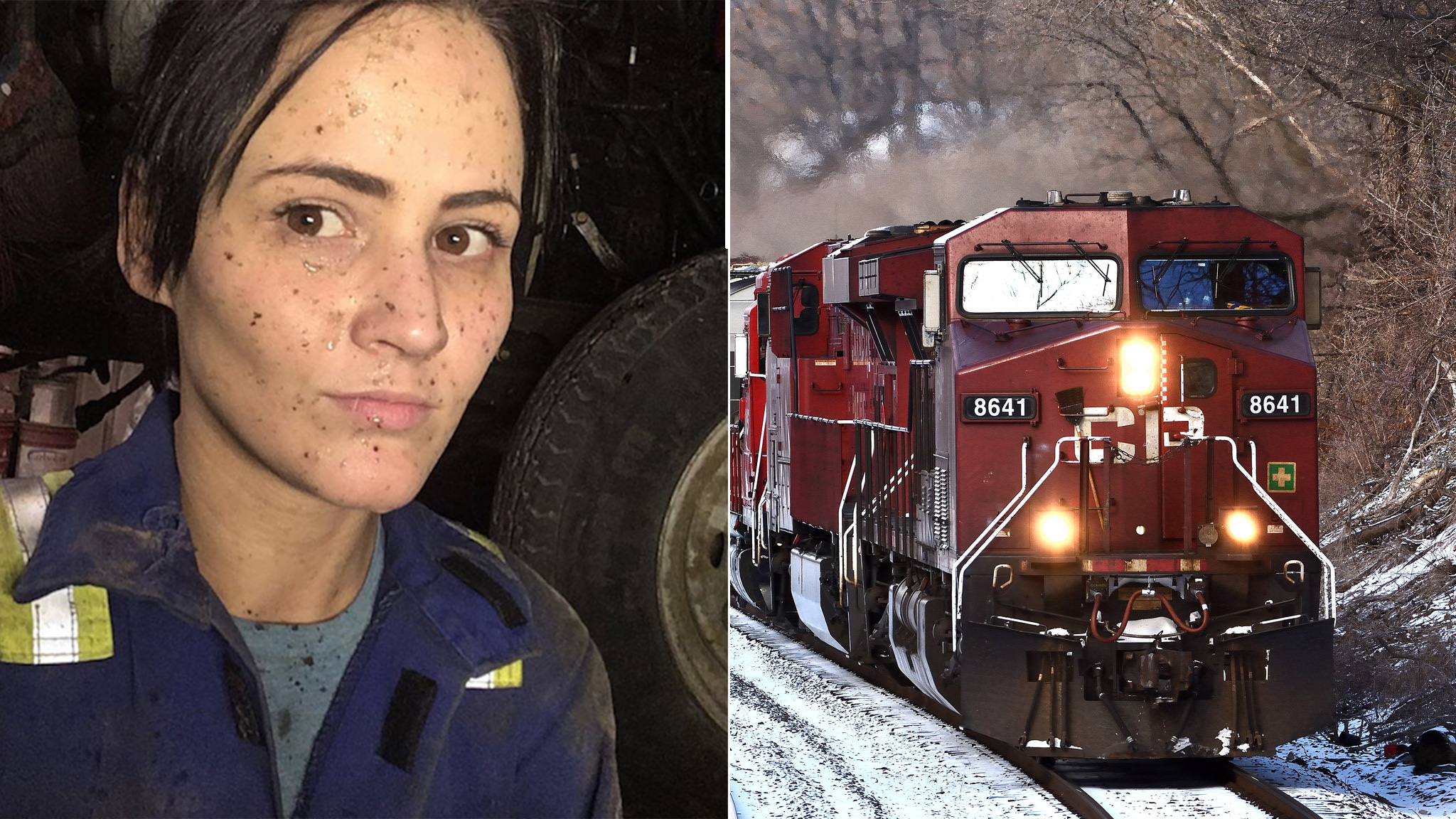 Sexy Photos Seemingly Got a Canadian Train Conductor Fired (Again)