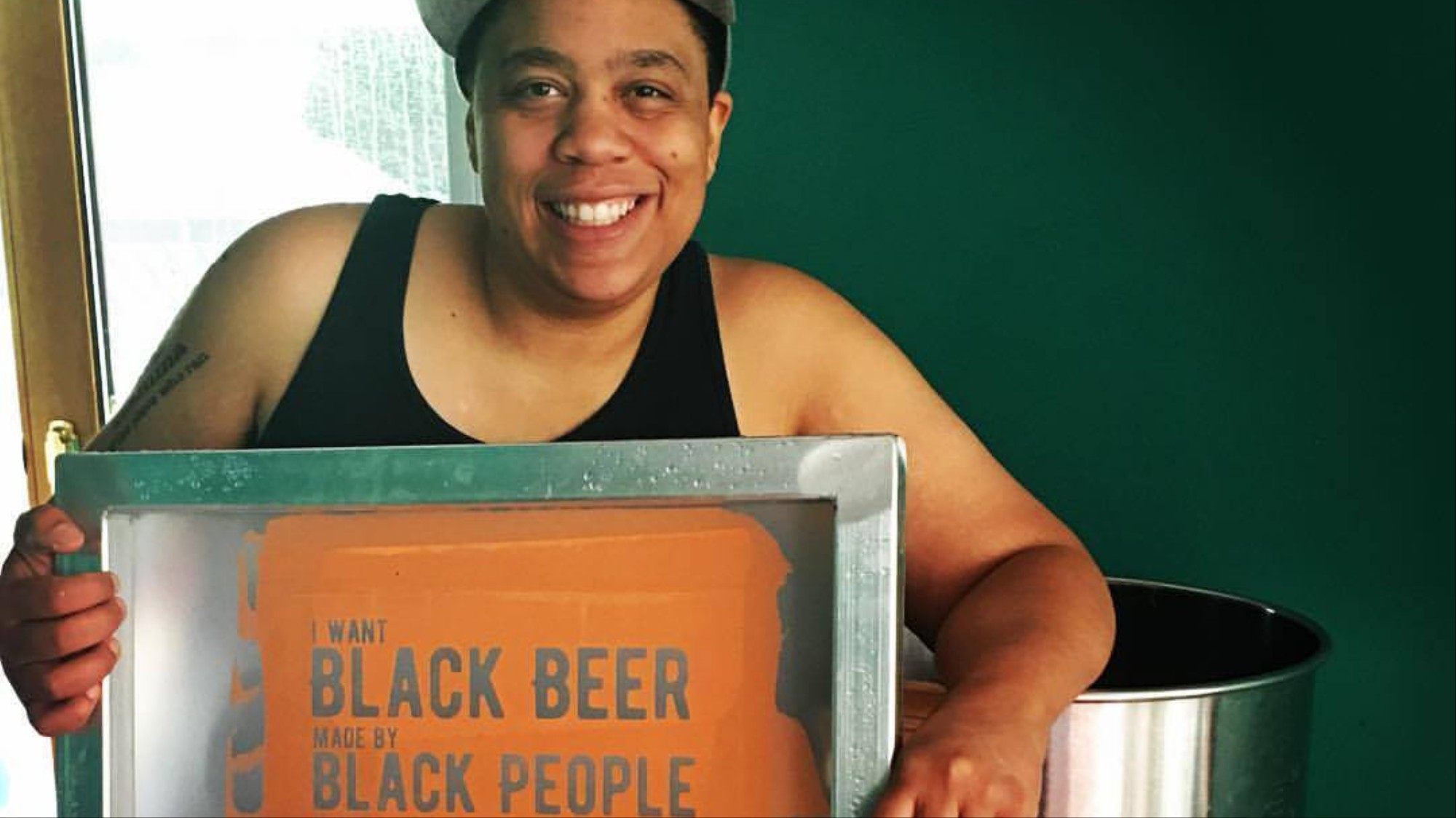 Owner of Queer, Black-Owned Brewery Says 'White Supremacy