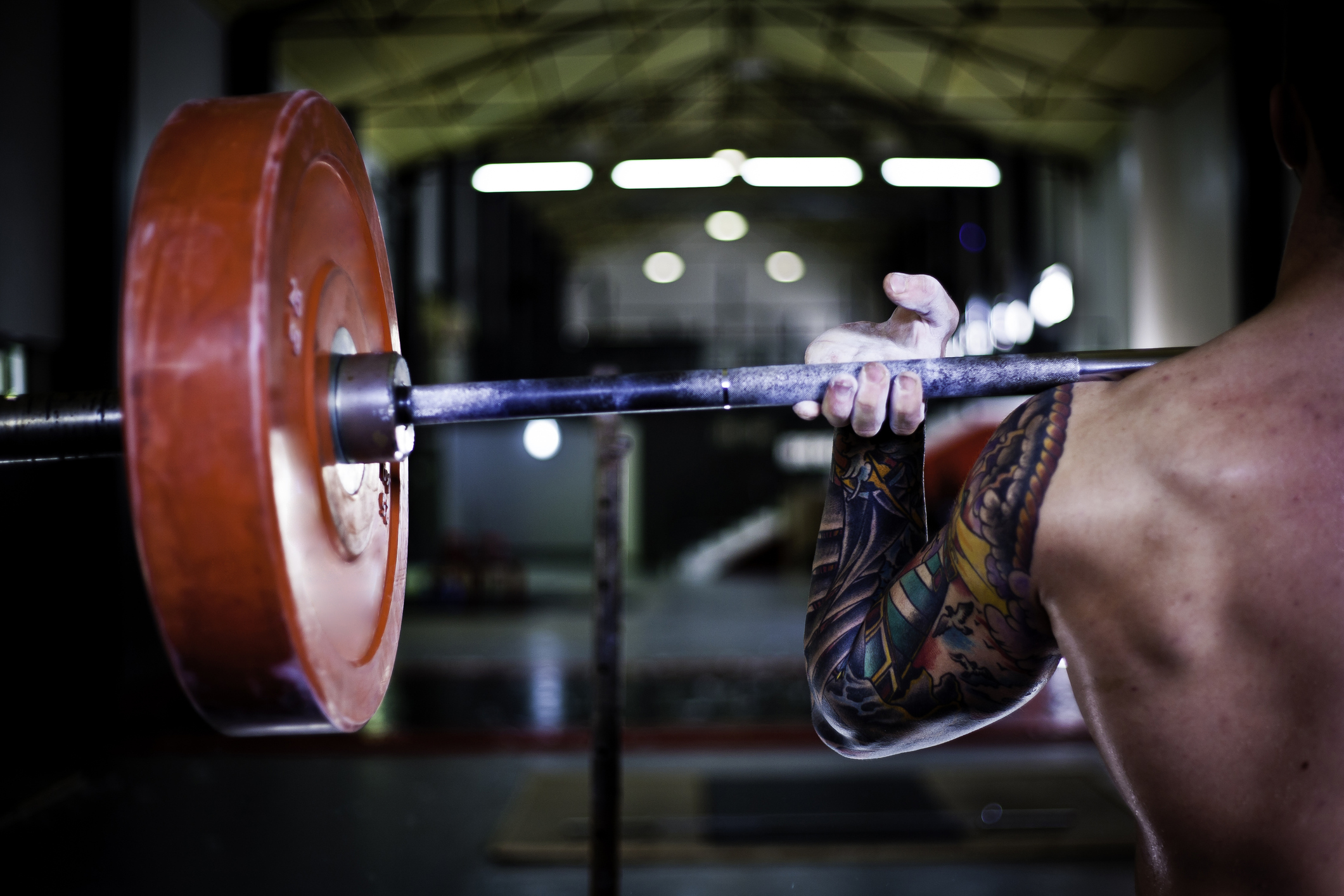 If You Tried Olympic Weightlifting You'd be Fit by Now - VICE