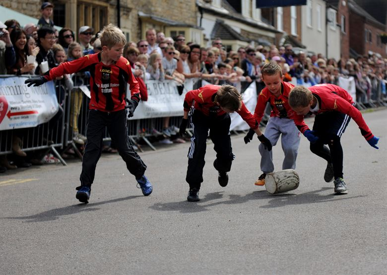 Annual Cheese Rolling Competition Cancelled Because It's 'No Longer Seen as Cool'