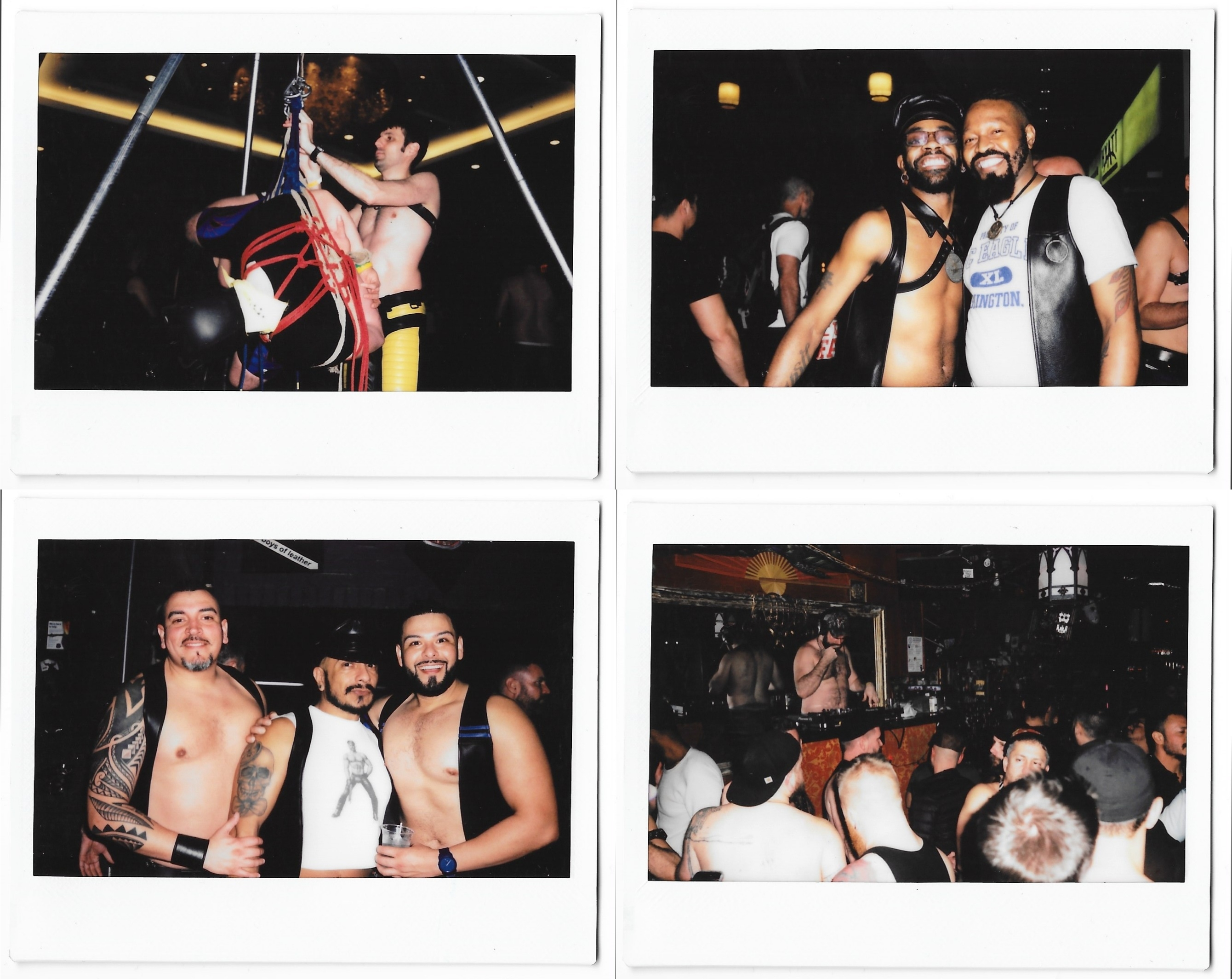 How I Found Acceptance as a Person of Color in the Leather Scene