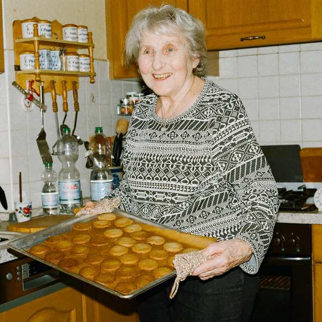 An 80-Year-Old Grandmother Shares Her Weed Cookies Recipe - VICE