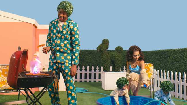 b3a8fa39accc tyler is kali uchis s flower boy in the new video for after the storm