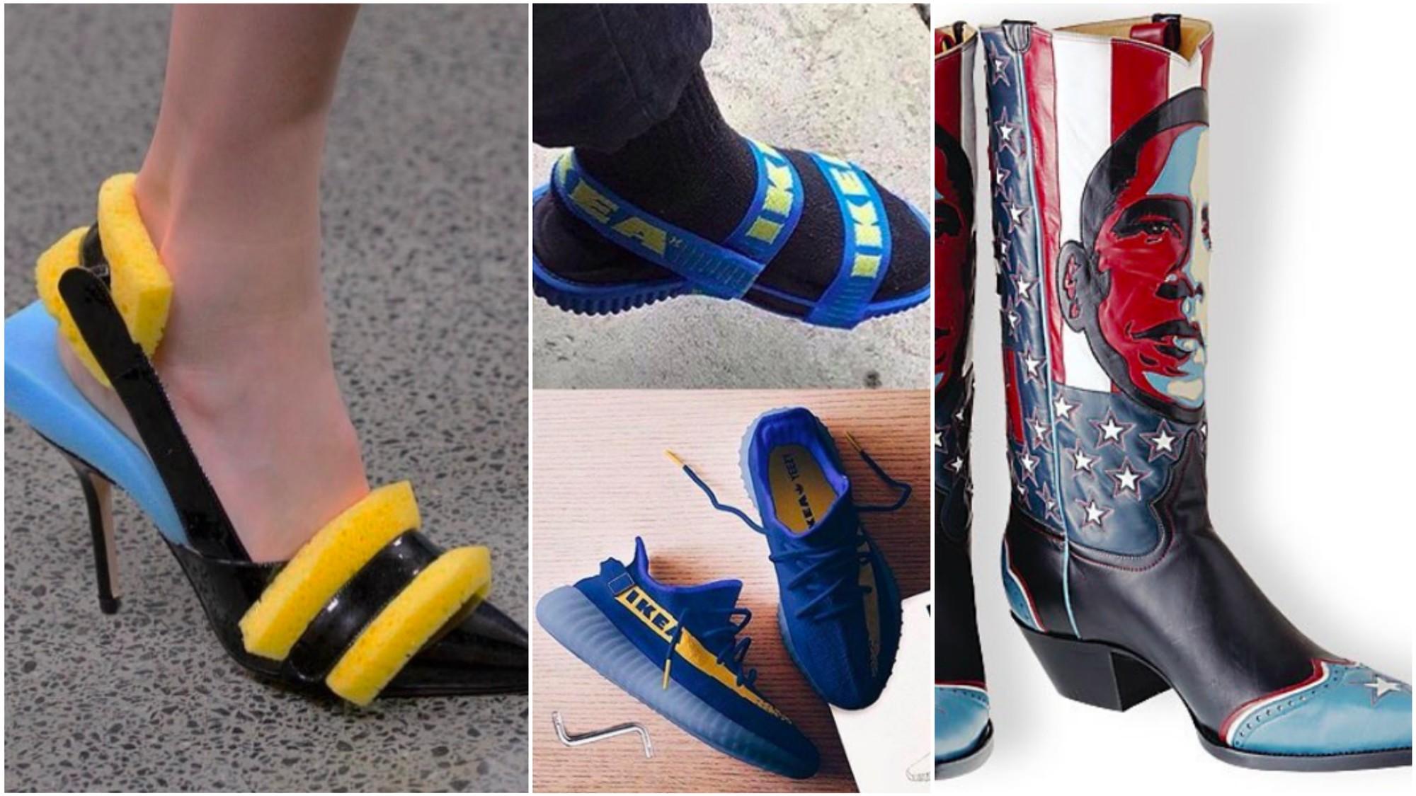 Plus Créées Par Chaussures Sont Sur Jamais L'homme Les Moches hQxrtsdC