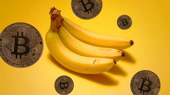Kilogram banana tether cryptocurrency