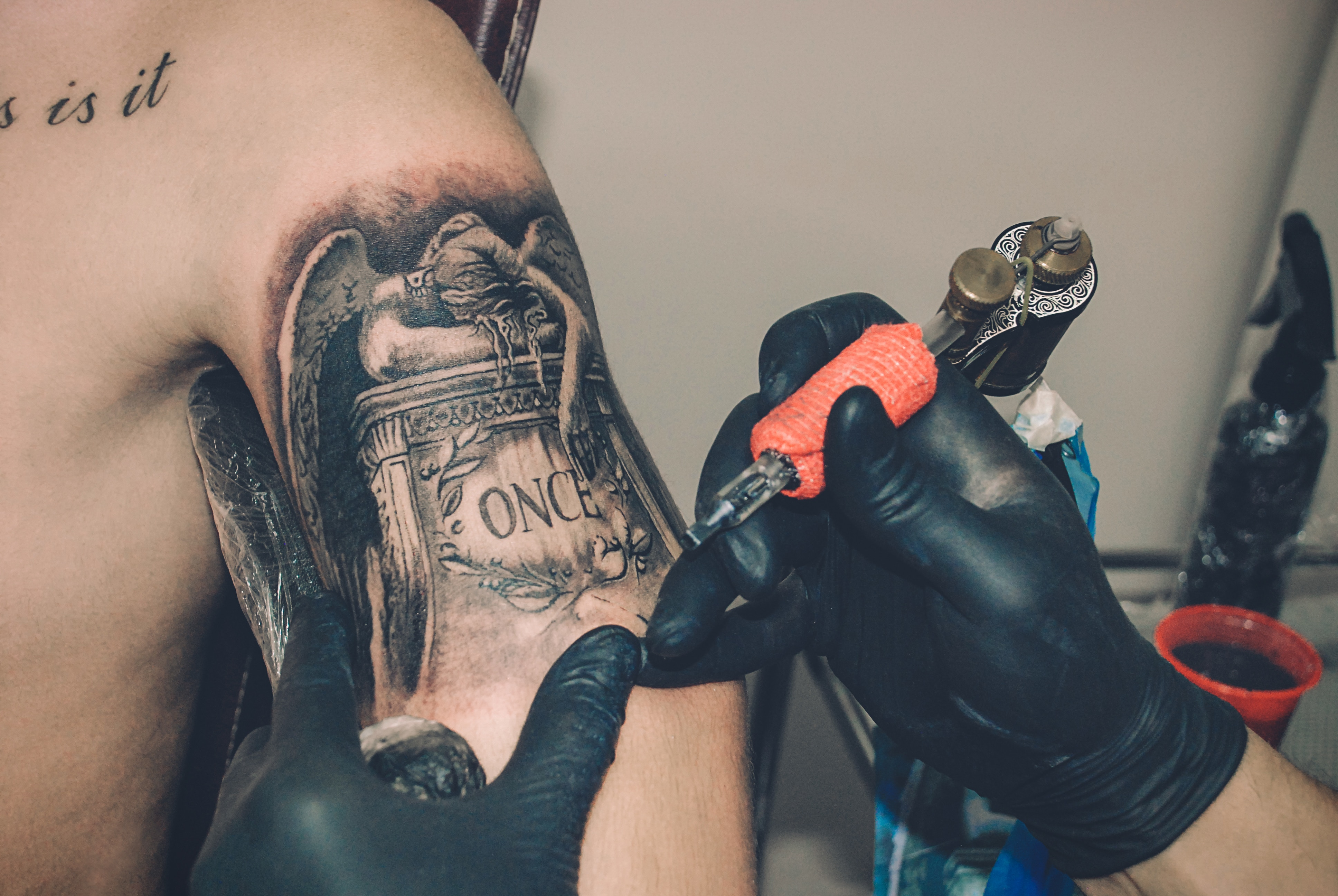 The Health Risks Of Getting A Tattoo Vice