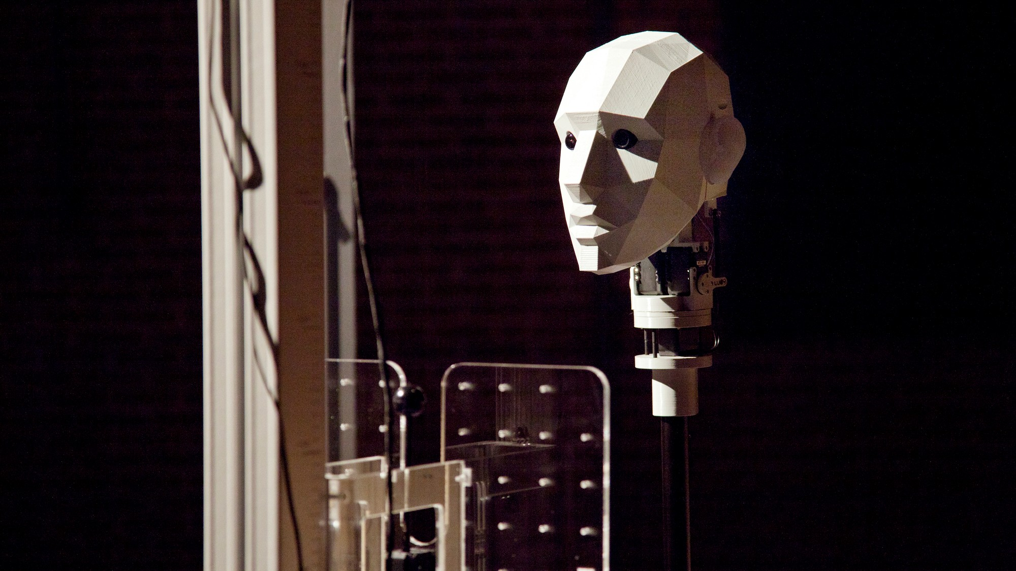 Transferring Your Consciousness Into This Terrifying Robot