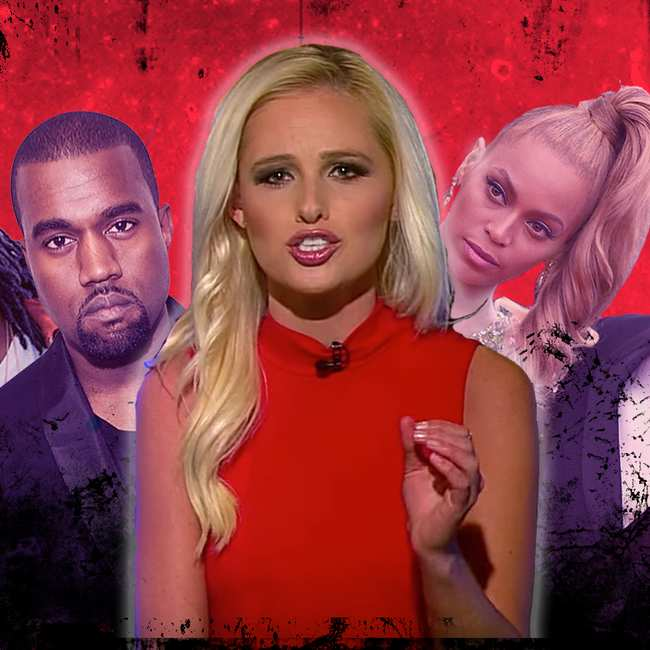 A Brief History of Tomi Lahren s Ongoing Faceplant with Hip-Hop - Noisey fc5218dd1