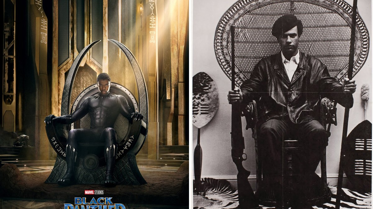 Why Every Quot Black Panther Quot Fan Is Tweeting About This