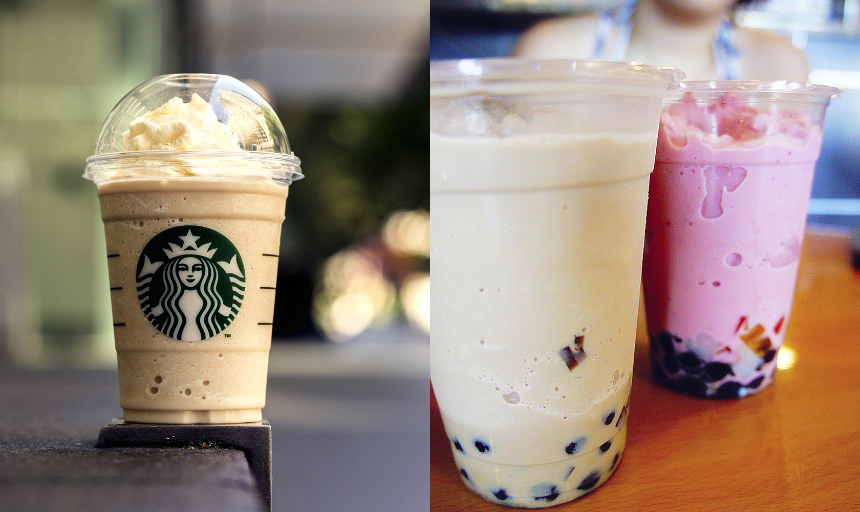 Starbucks Bans Neighboring Boba Shop From Serving Drinks To Go
