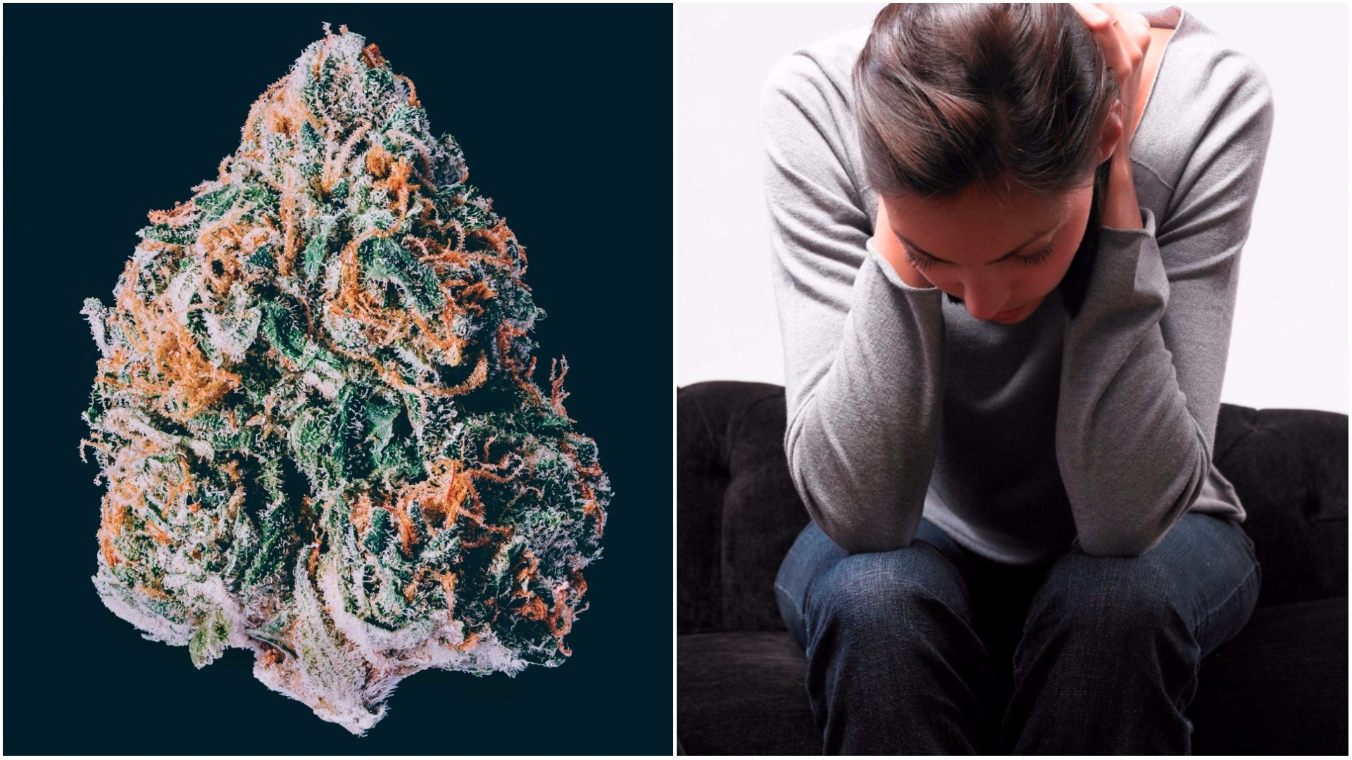 This Is Why Weed Makes Some People Anxious - VICE
