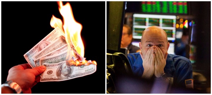 The Stock Market Tanked Because Capitalism Is Totally Broken