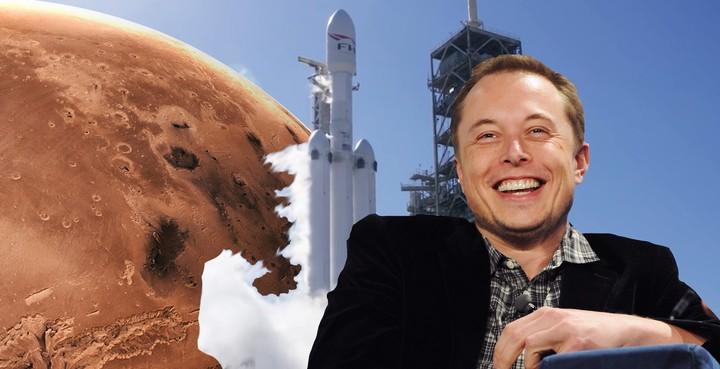 La leggenda dei razzi spaziali di Elon Musk