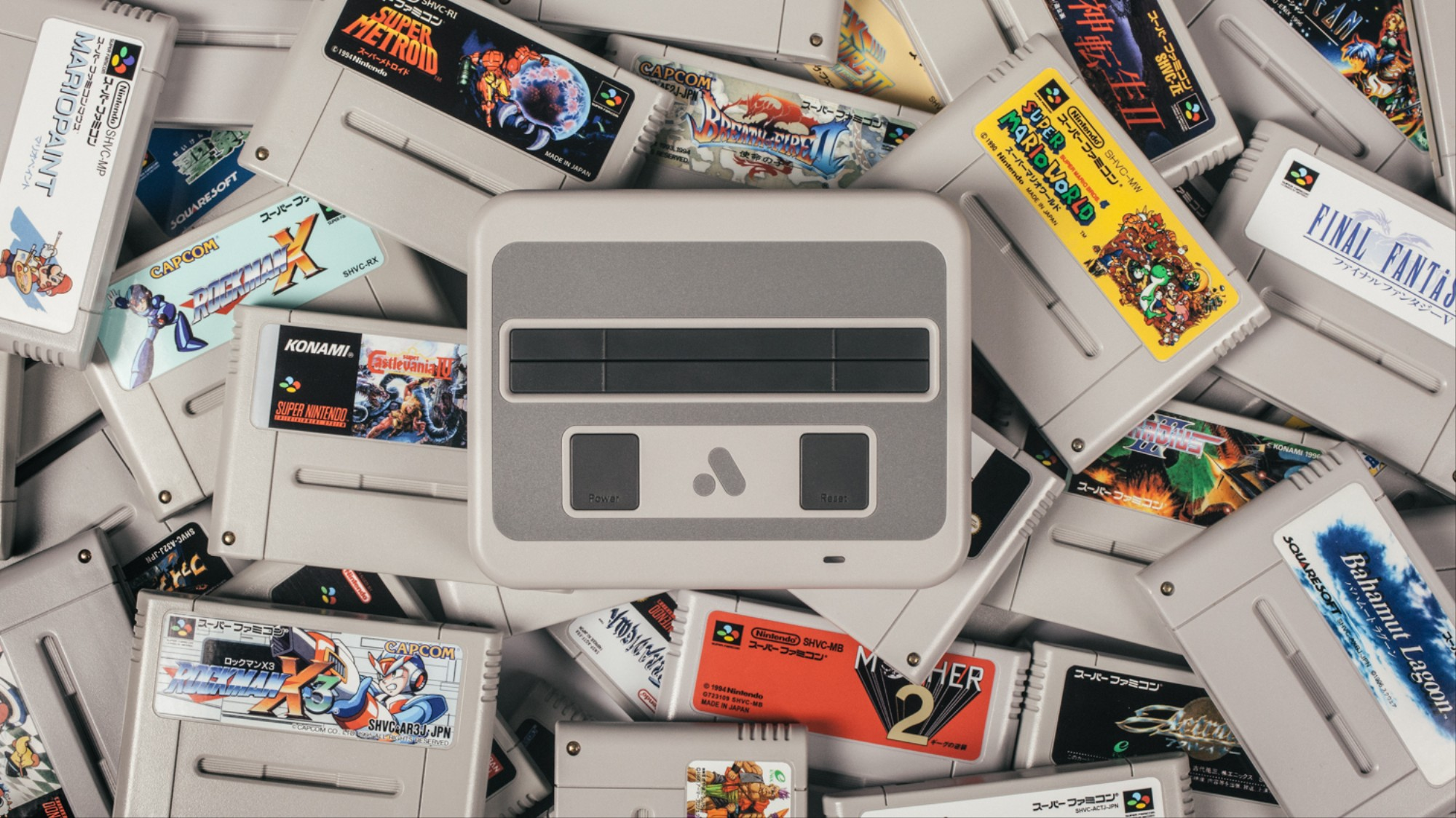 The Analogue Super NT Is the Best Way to Play Super Nintendo Games